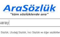 Arasozluk.com – Tüm Sözlüklerde Aynı Anda Arama