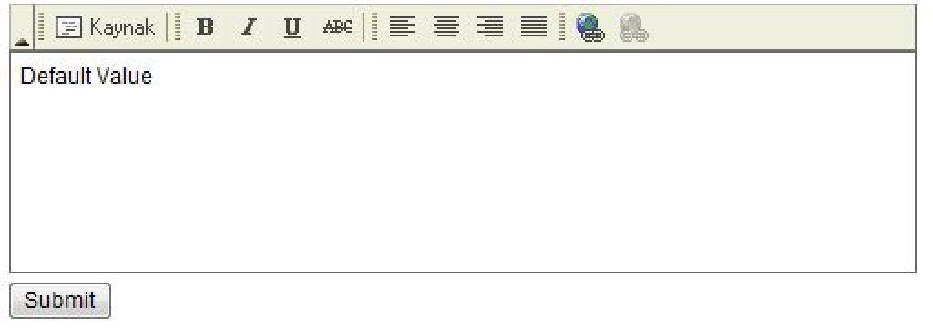 fckeditor custom toolbar 2