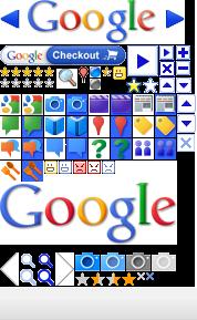 Google css sprites